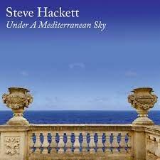 STEVE HACKETT - UNDER A MEDITERRANEAN SKY (LP)