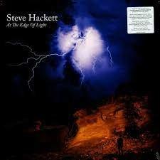 STEVE HACKETT - AT THE EDGE OF LIGHT (LP)