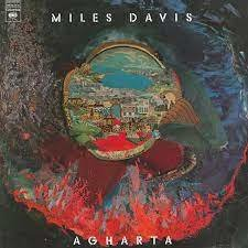 MILES DAVIS - AGHARTA (LP)