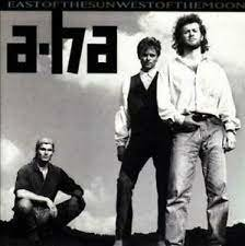 A-HA - EAST OF THE SUN, WEST OF THE MOON (LP)