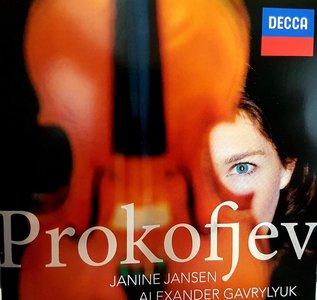 JANINE JANSEN - PROKOFIEV (CD)