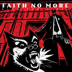 FAITH NO MORE - KING FOR A DAY (LP)