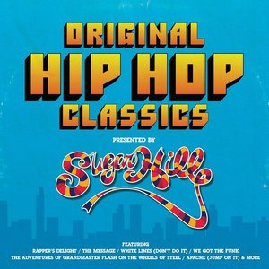 VARIOUS - ORIGINAL HIP HOP CLASSICS (LP)