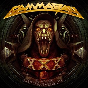 GAMMA RAY - 30 YEARS LIVE, GAMMA RAY (LP)