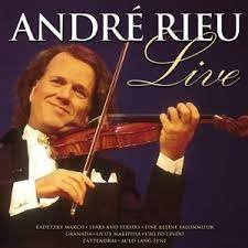 ANDRE RIEU - LIVE (LP)