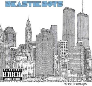 BEASTIE BOYS- TO THE 5 BOROUGHS (LP)