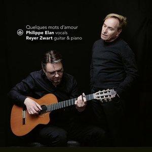 PHILIPPE ELAN - QUELQUES MOTS D'DAMOUR (CD)