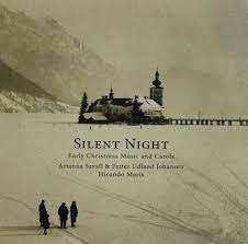 ARIANNE SAVALL - SILENT NIGHT, EARLY CHRISTMAS MUSIC AND CAROLS (CD)