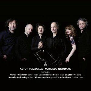 DANIEL ROWLAND - PIAZZOLLA/NISINMAN (CD)