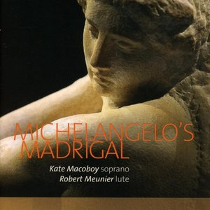 KATE MACOBOY - MICHELANGELO'S MADRIGAL (CD)