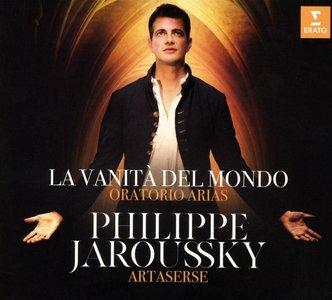 PHILIPPE JAROUSSKY - LA VANITA DEL MONDO (CD)