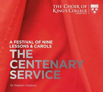 CHOIR OF KING'S COLLEGE CAMBRIDGE - A FESTIVAL OF NINE LESSONS & CAROLS (CD)